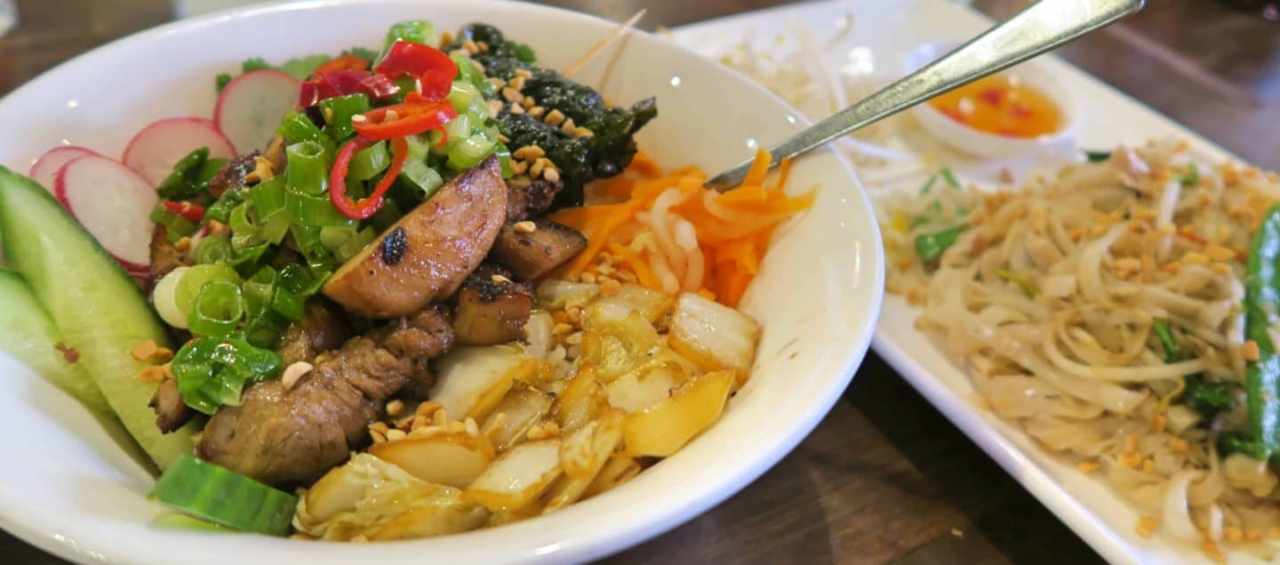 Pho, Exeter: A gluten free heaven for Vietnamese cuisine accredited by Coeliac UK