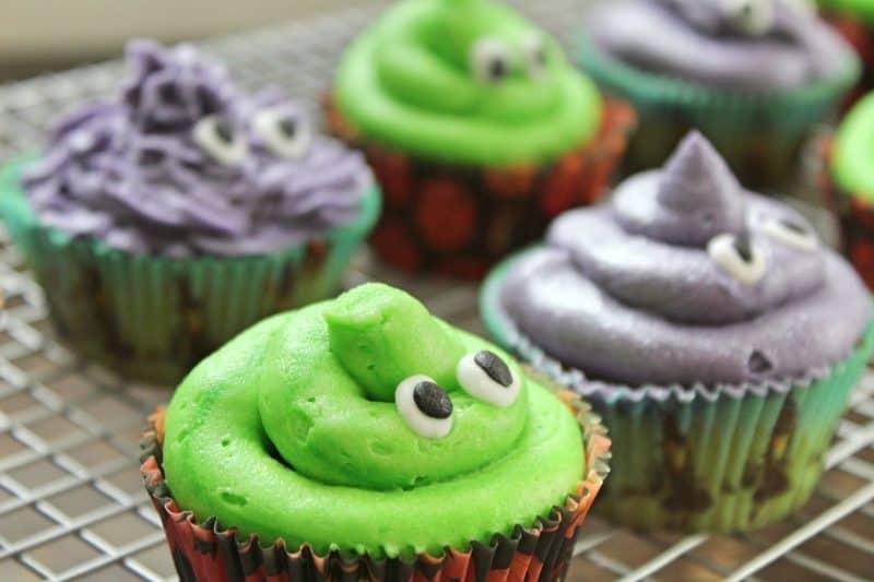 Halloween Cupcake Decorations Tesco