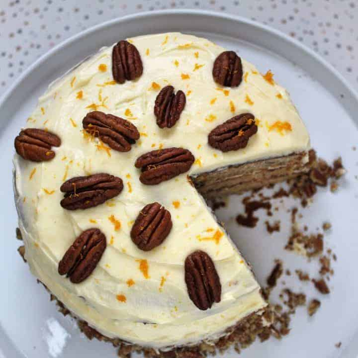 GLUTEN FREE HUMMINGBIRD CAKE RECIPE 79_SQUARE