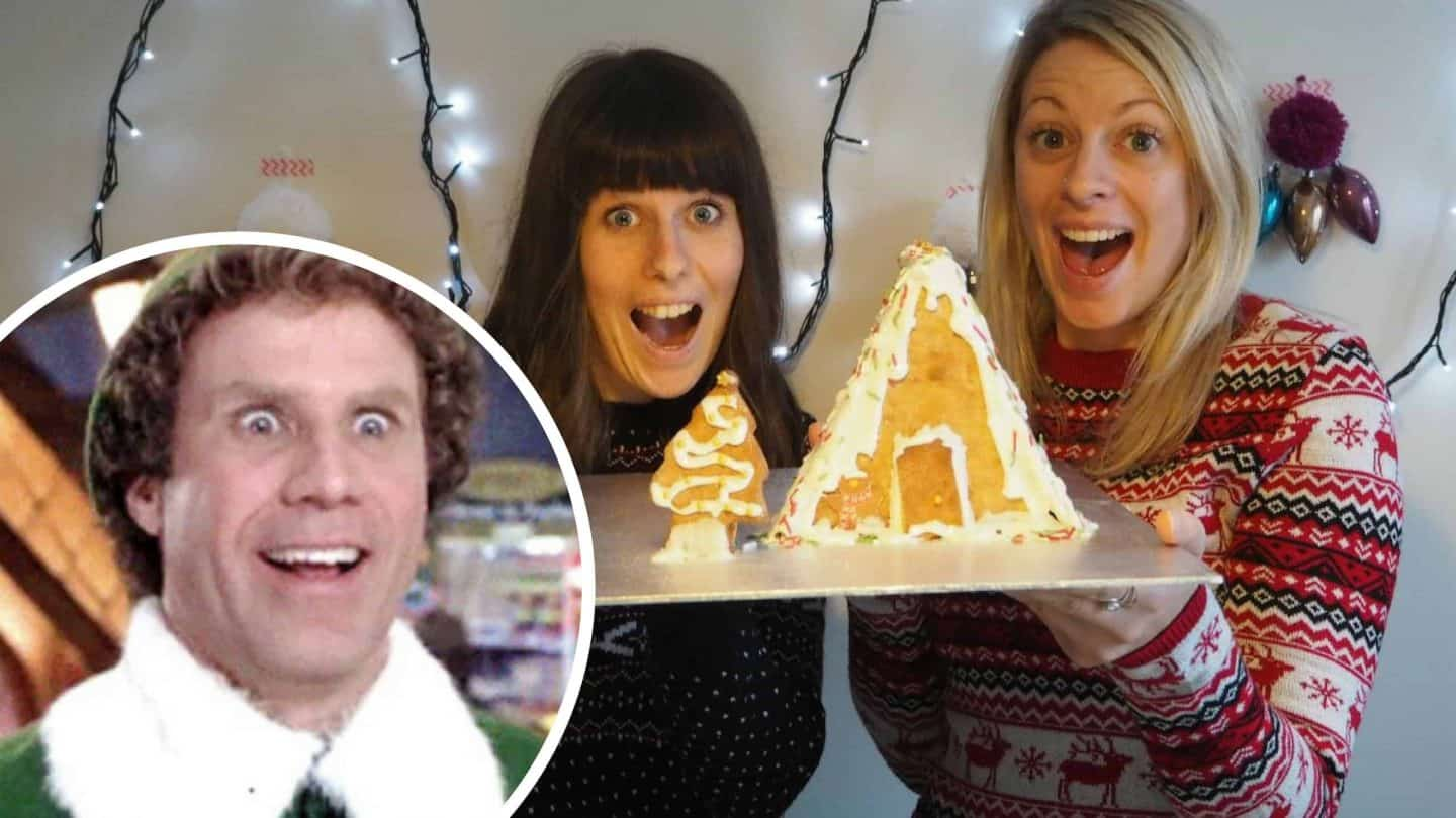 10 things that happen to gluten free people in the build up to Christmas