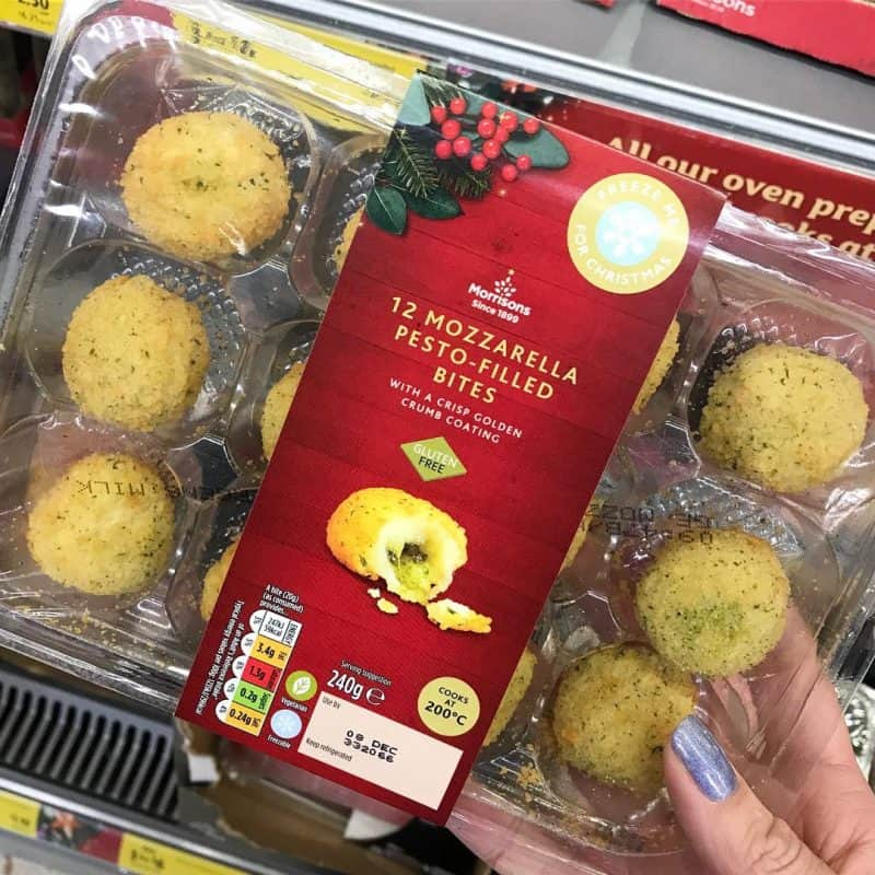 gluten free christmas party food morrisons