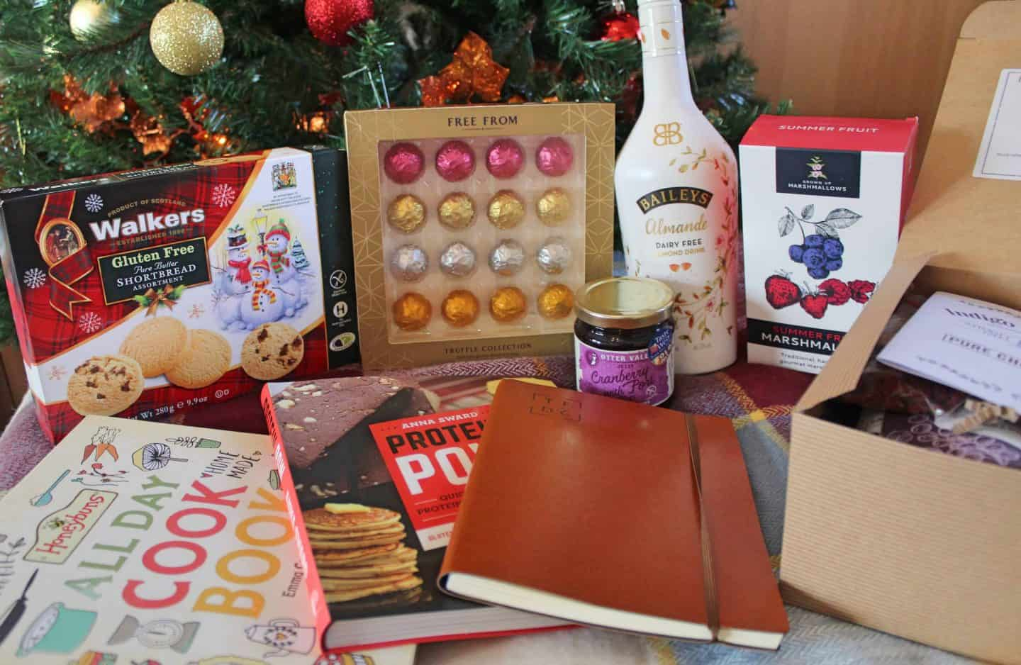 My 'better late than never' gluten free Christmas gift guide for foodies