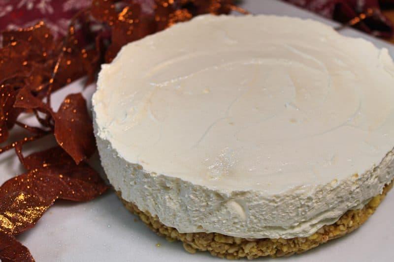 gluten free cheesecake recipe maple sunrise