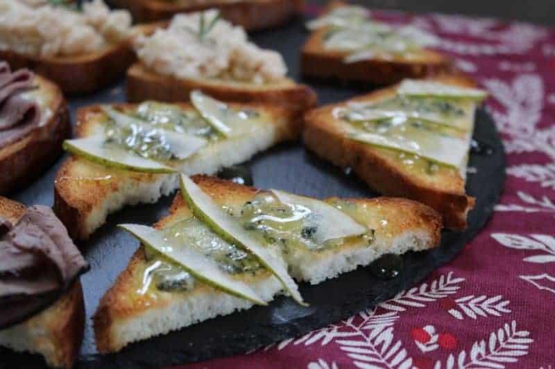 gluten free crostini recipe JUVELA 11