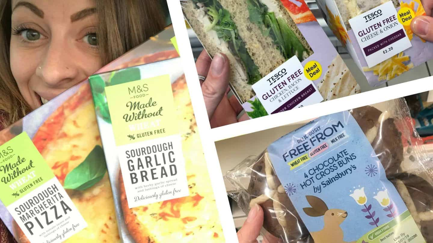 gluten free finds january 2019