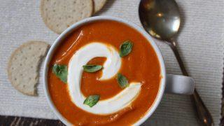 Gluten free tomato soup recipe