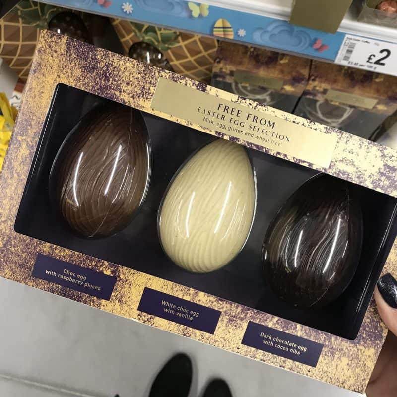 asda gluten free easter eggs