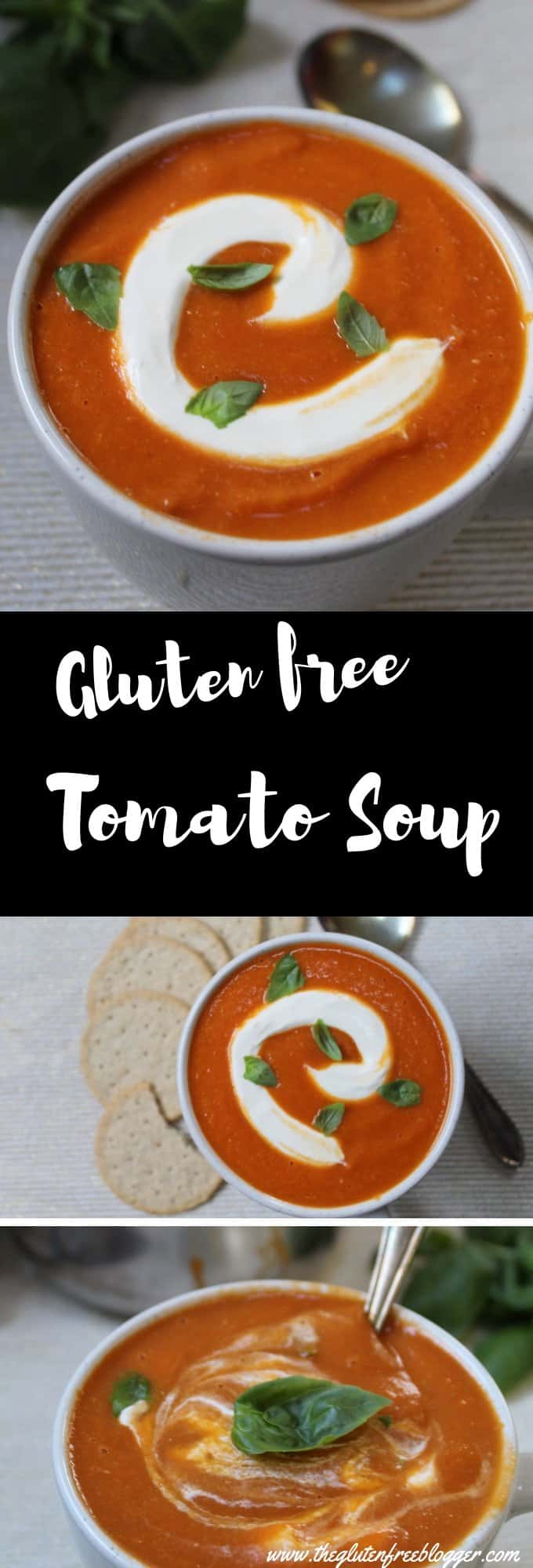 gluten free tomato soup recipe easy lunch dinner recipes