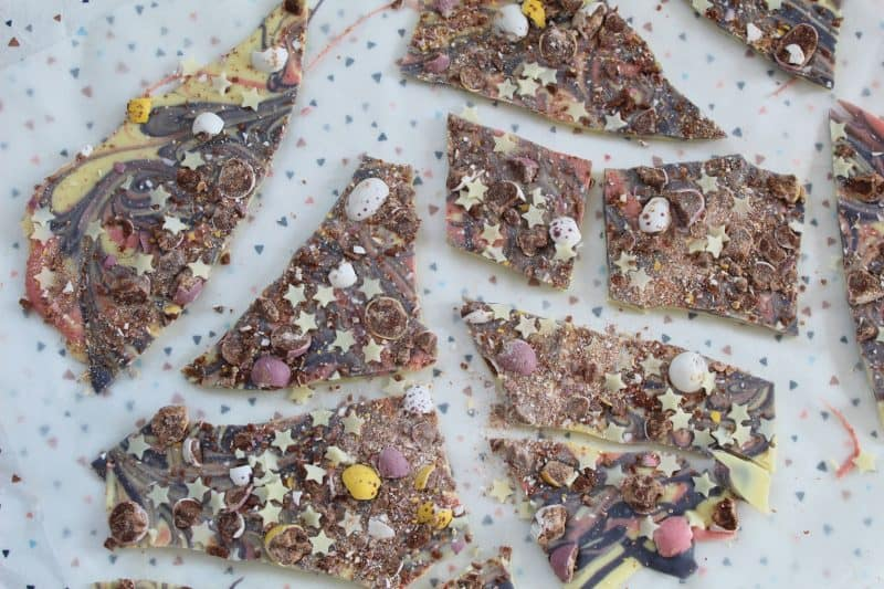 GLUTEN FREE EASTER BARK RECIPE