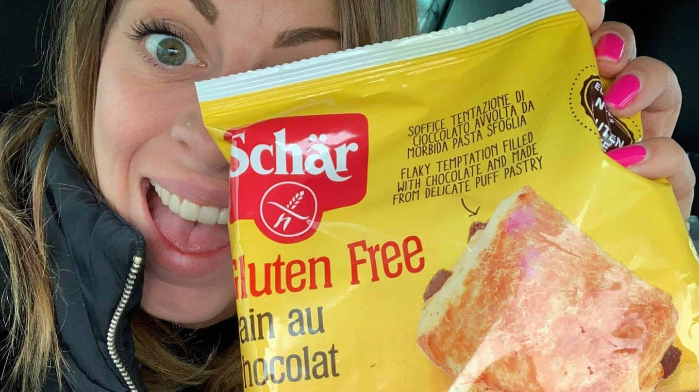 12 new gluten free goodies I've found this week, from biscotti to gnocchi!