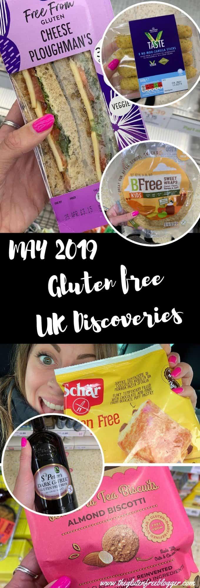 gluten free discoveries uk 2019 coeliac celiac