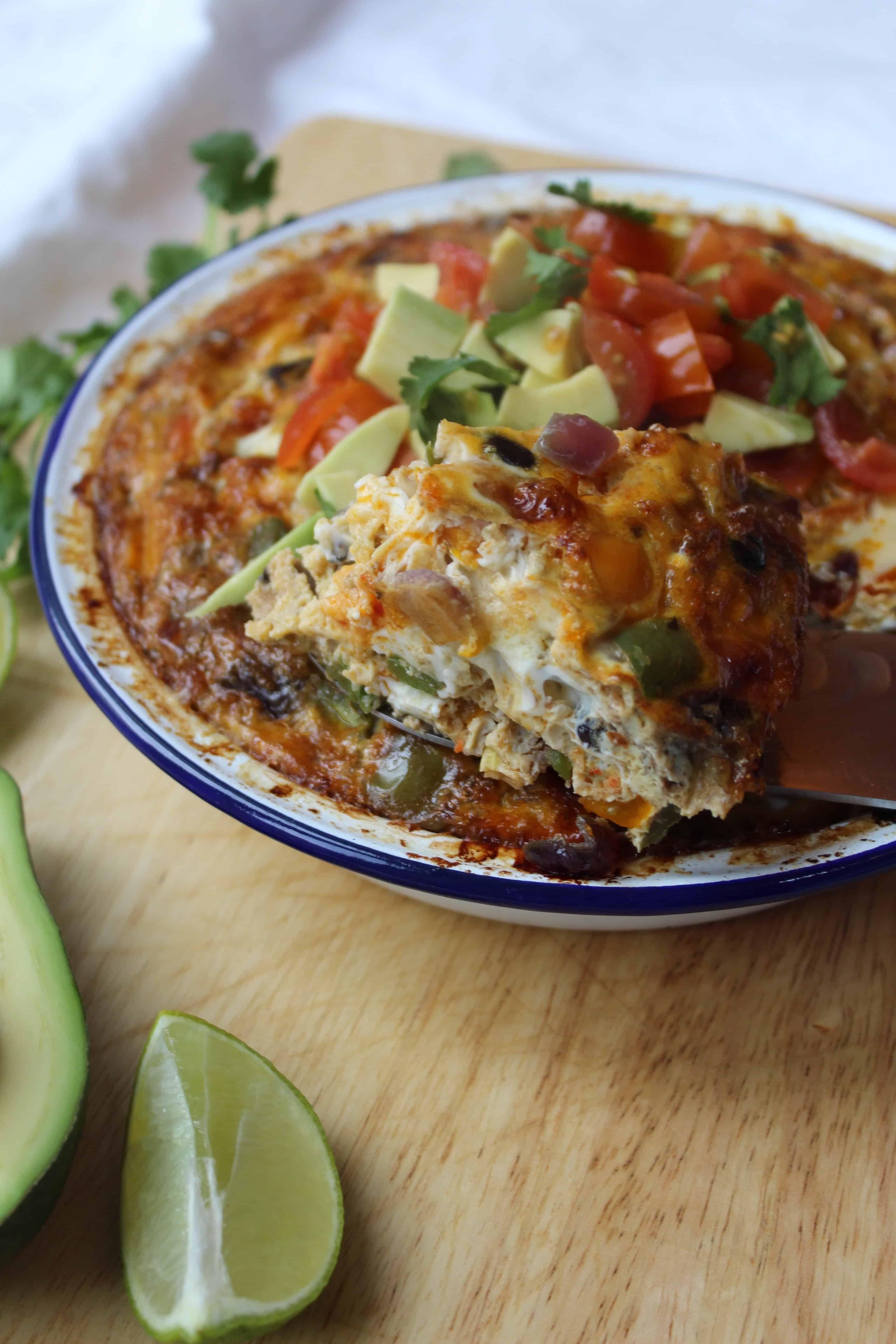 Gluten Free Mexican Frittata Recipe 19 The Gluten Free