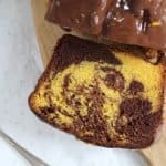 gluten free chocolate orange marble cake recipe