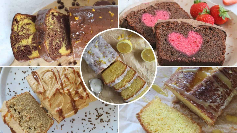 gluten free loaf cake recipe round-up