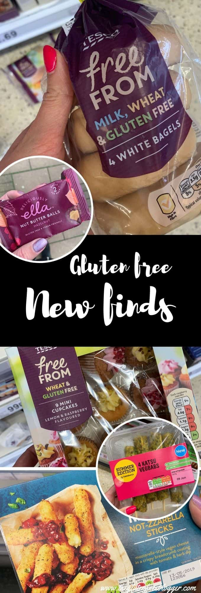 new gluten free finds uk 2019 june products coeliac