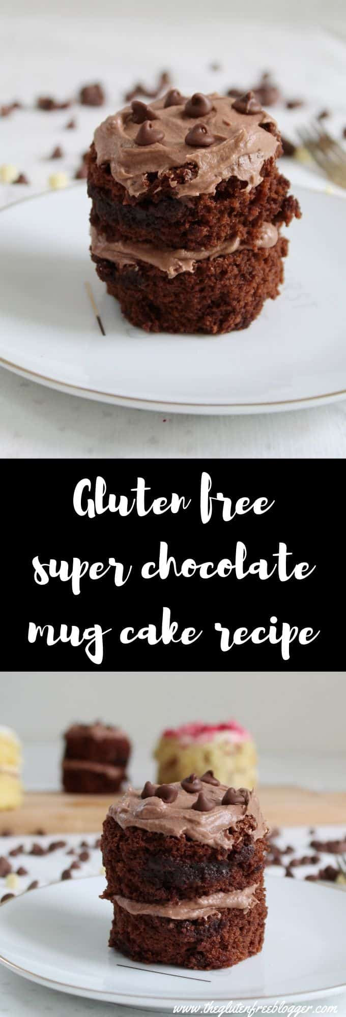 gluten free mug cake recipes - easy mug cake - coeliac ...