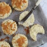 GLUTEN FREE CHEESE SCONE RECIPE