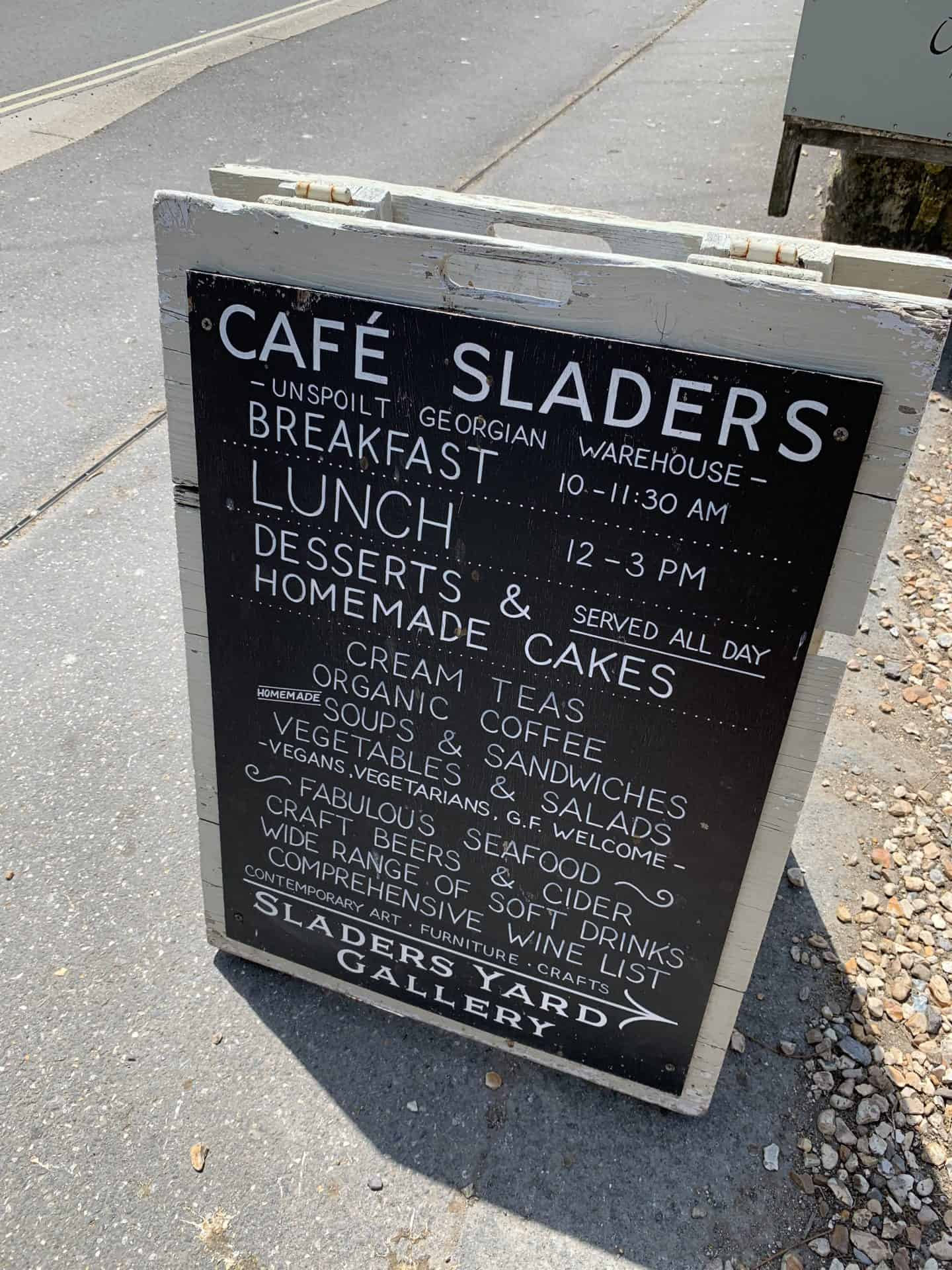 gluten free bridport and west bay, dorset 19