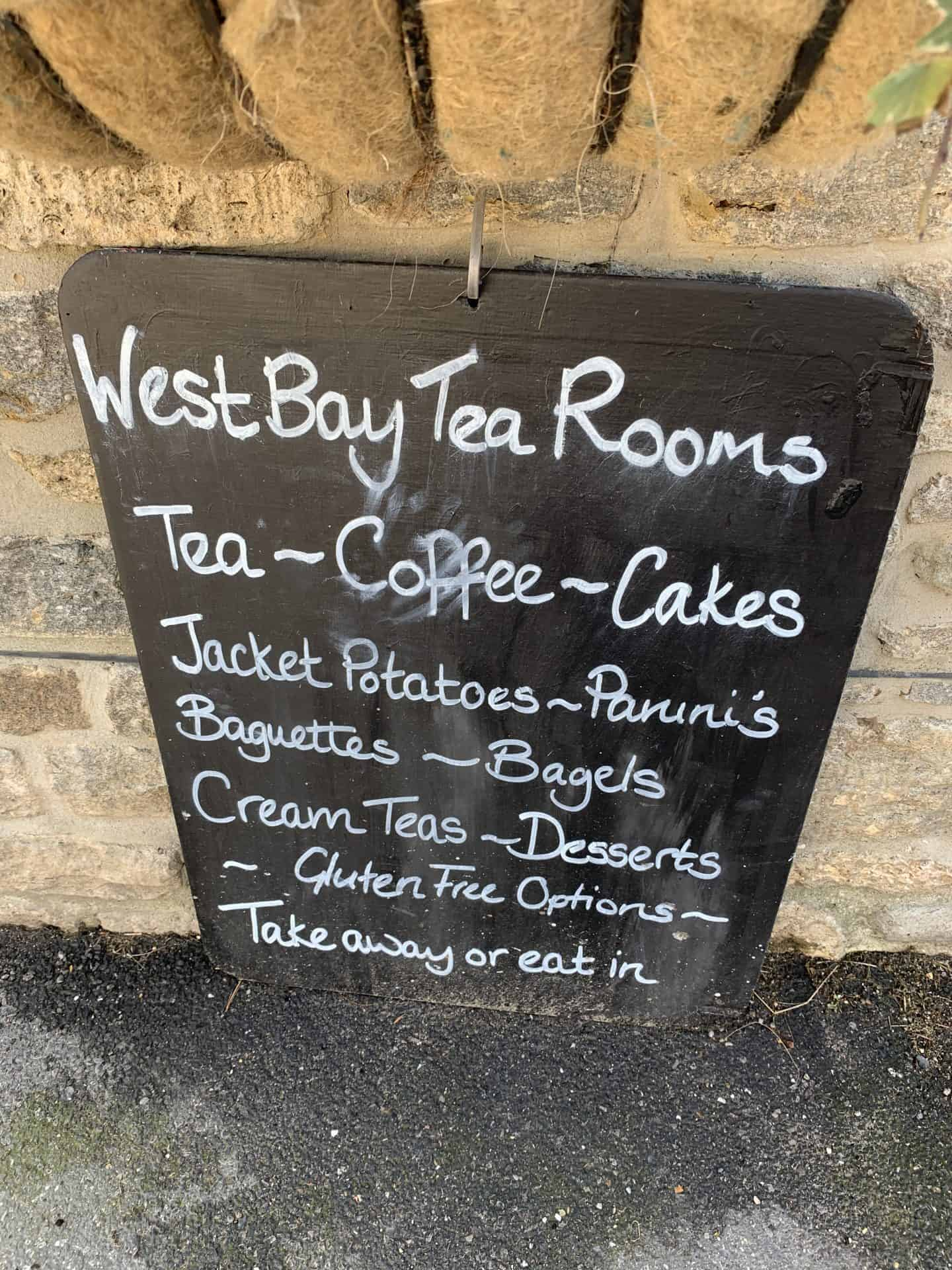 gluten free bridport and west bay, dorset 6