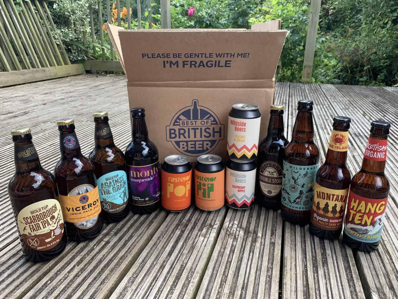 gluten free beers british beers subscription