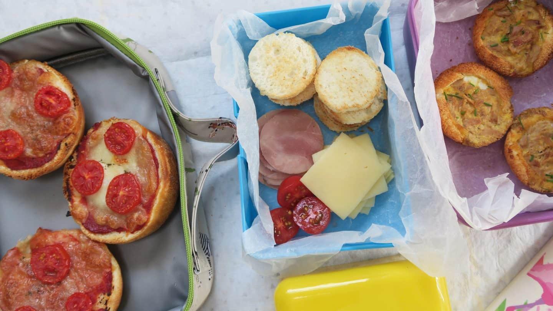 gluten free children's lunch ideas