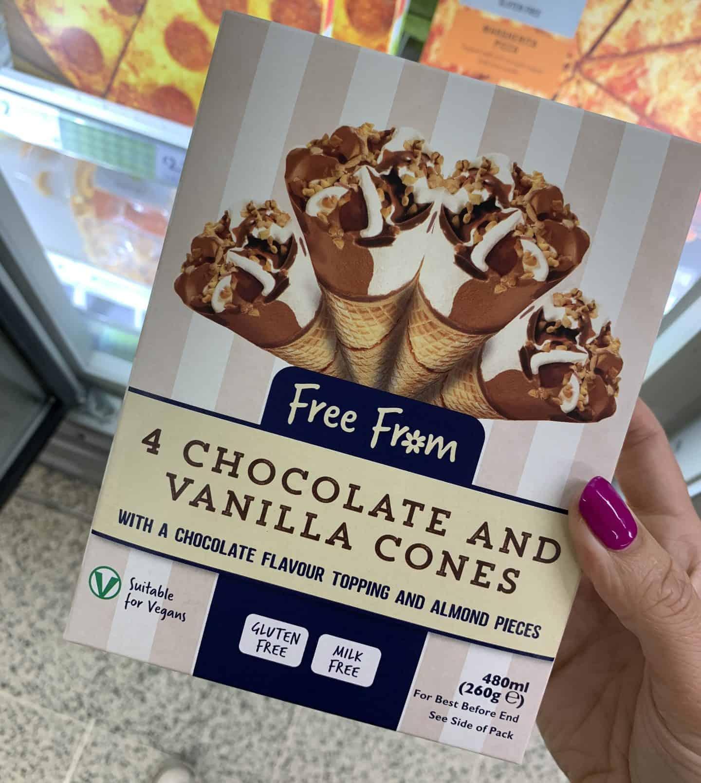 gluten free finds uk 2019