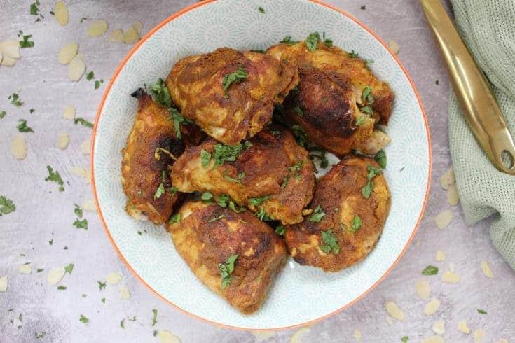 Gluten free tandoori chicken