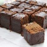 GLUTEN FREE GINGER CAKE RECIPE
