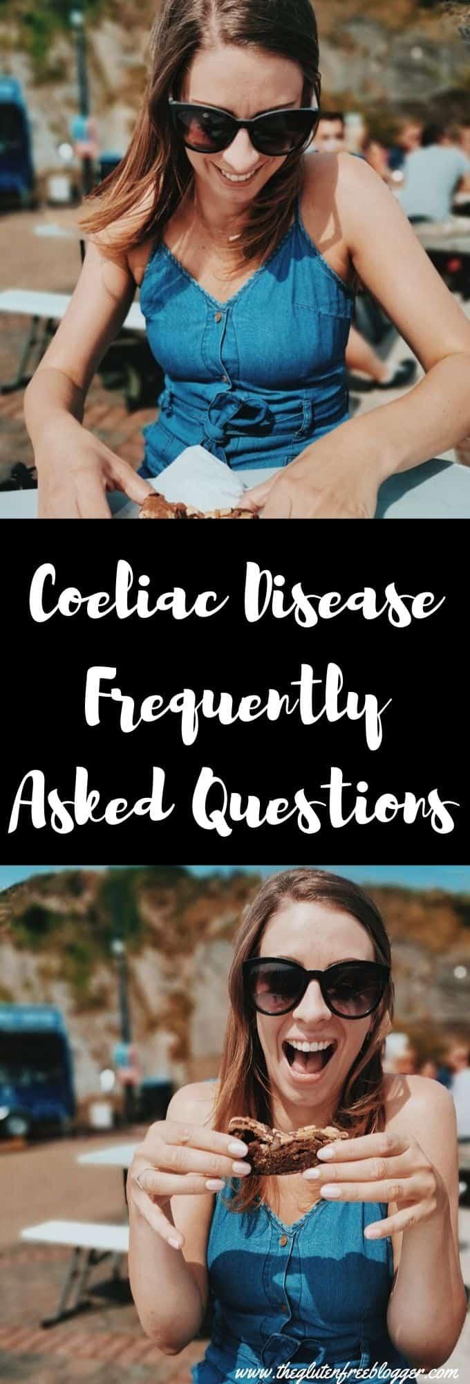 coeliac disease gluten free celiac questions FAQs