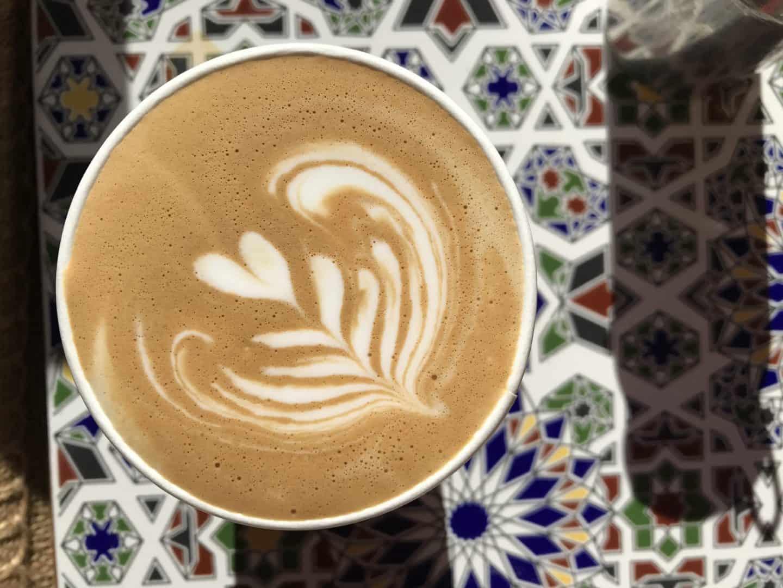 gluten free oat milk coffee shops coeliac safe