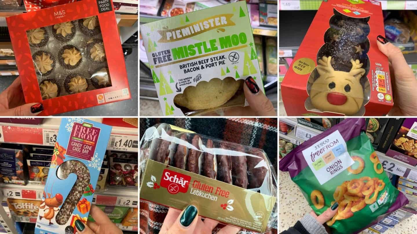 gluten free christmas products 2019