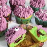 GLUTEN FREE MONSTER CUPCAKES HALLOWEEN CAKES 103