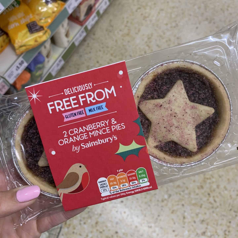 GLUTEN FREE CHRISTMAS FOOD