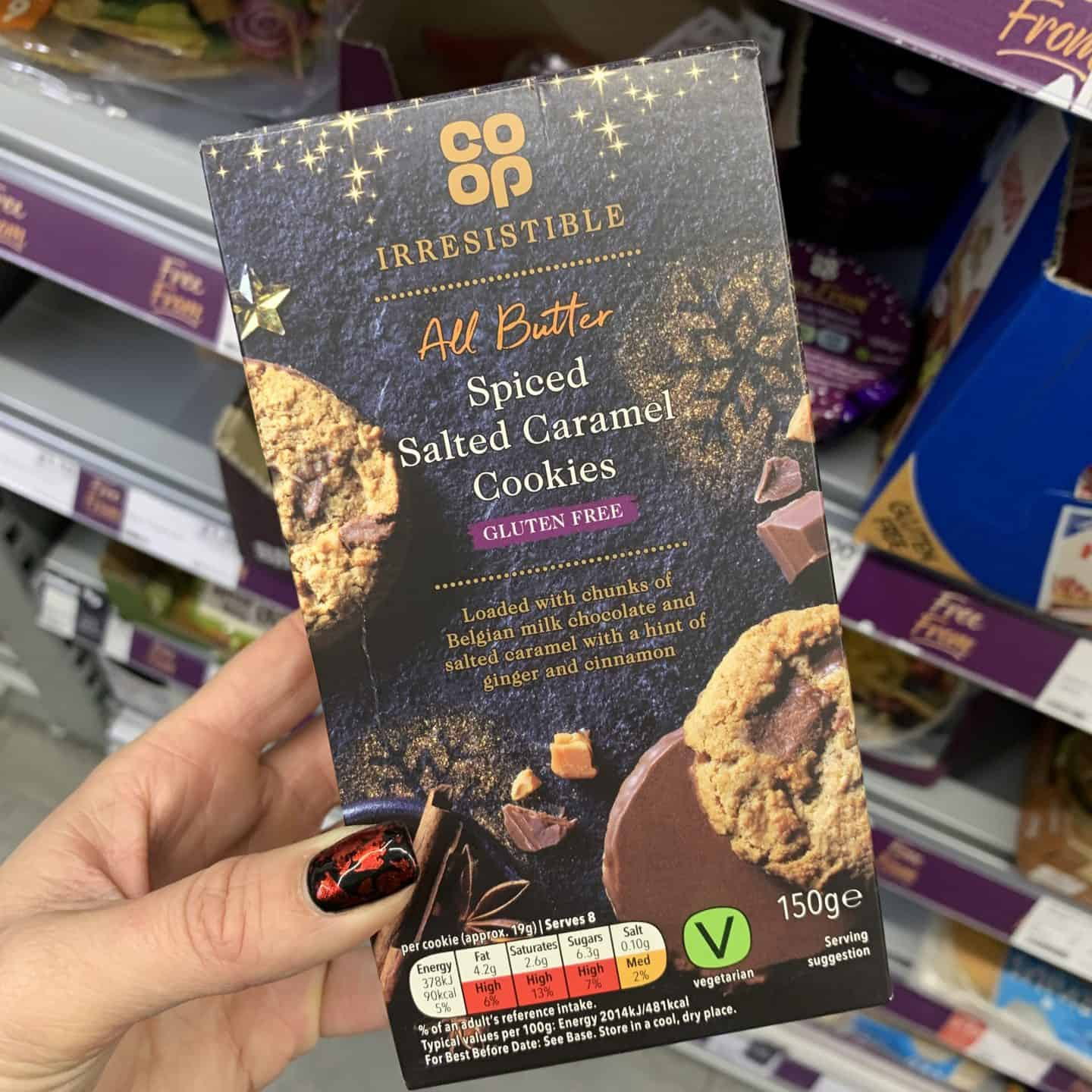 gluten free christmas products coop 2019 1