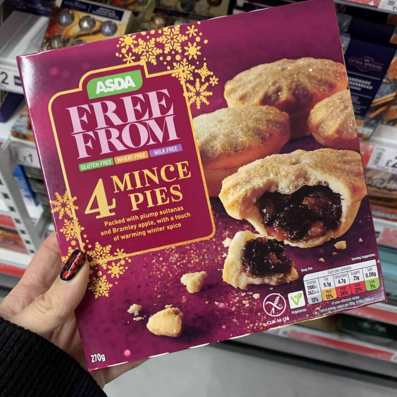 gluten free mince pies asda 2019 1