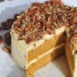 gluten free pumpkin spice latte cake recipe 117