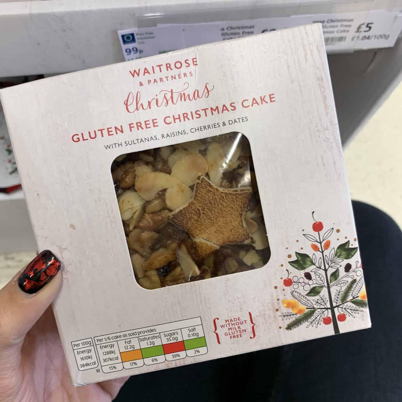 gluten free waitrose christmas food 14