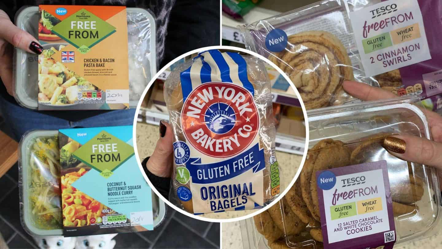new gluten free products november 2019