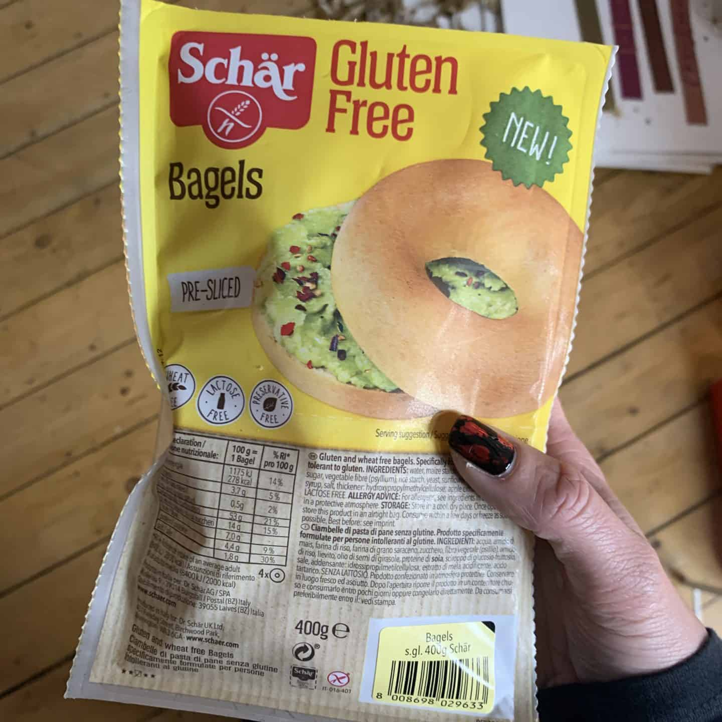 new gluten free products uk november 2019 1