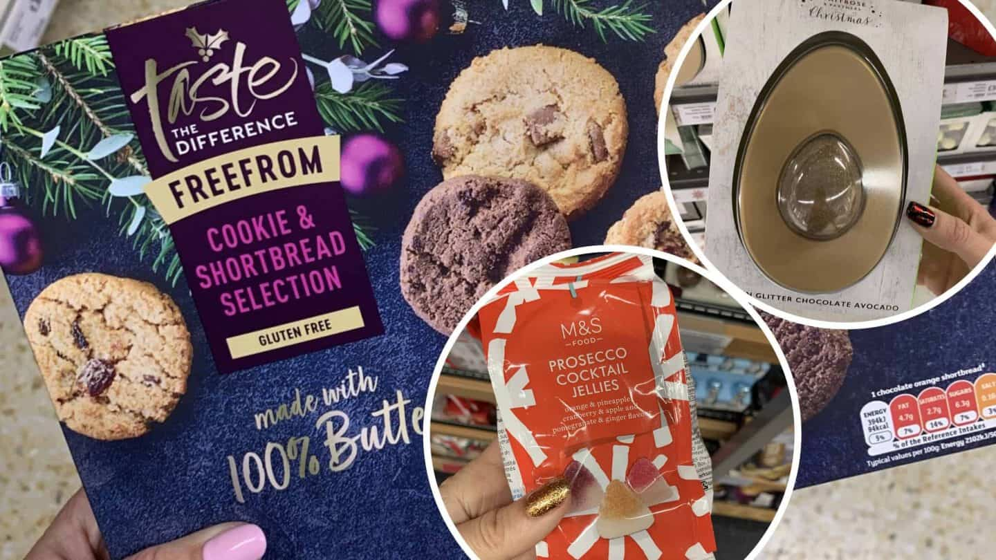 gluten free christmas ideas supermarkets 2019