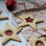 gluten free stained glass window biscuits