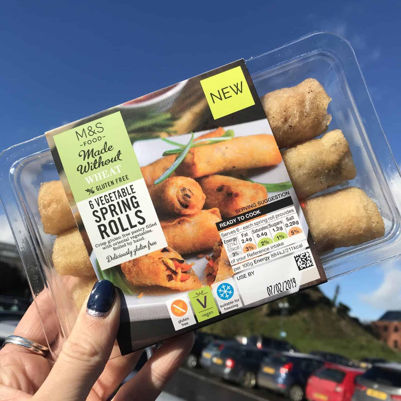gluten free vegan food veganuary 2020