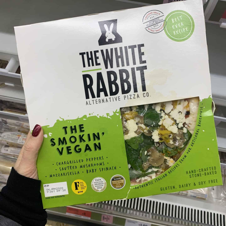 gluten free vegan white rabbit pizzas 1