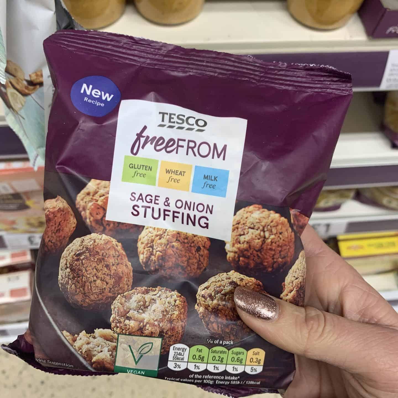 gluten free vegetarian stuffing 2