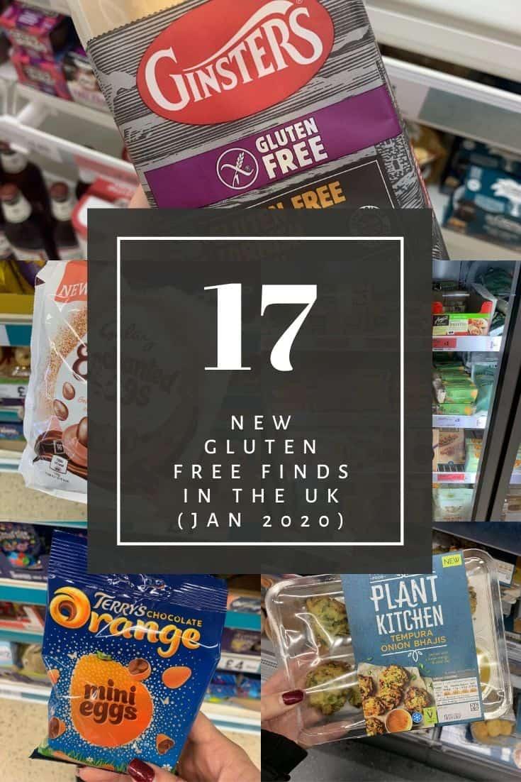 17 new gluten free finds uk january 2020 coeliac celiac