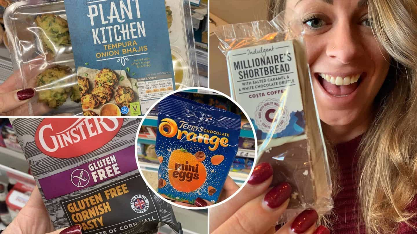 new gluten free products uk january 2020