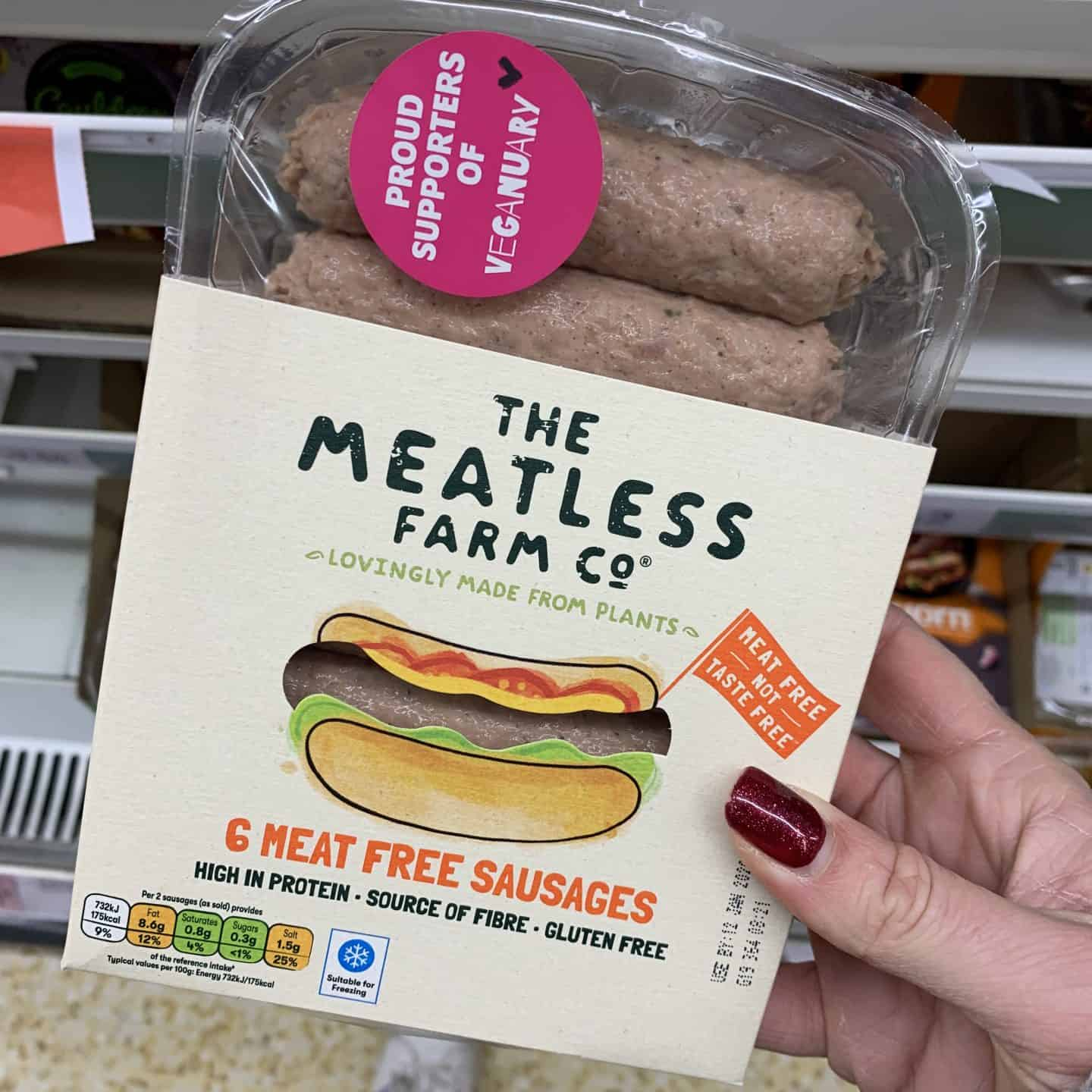 gluten free vegan products for veganuary 1