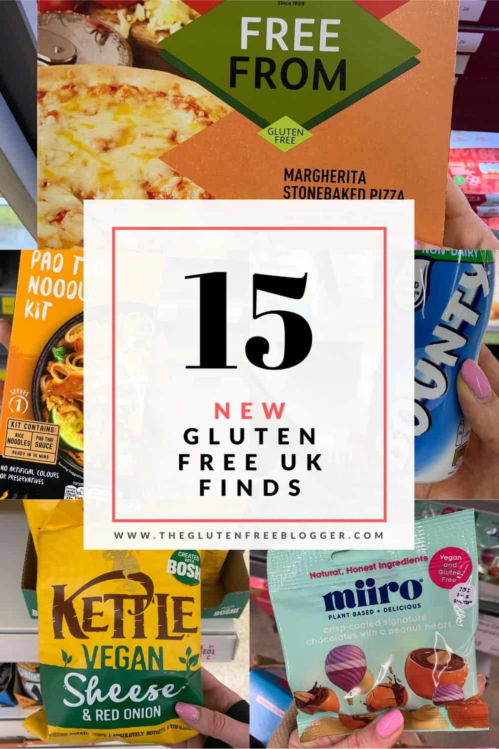 new gluten free finds in uk supermarkets food coeliac celiac dairy free vegan