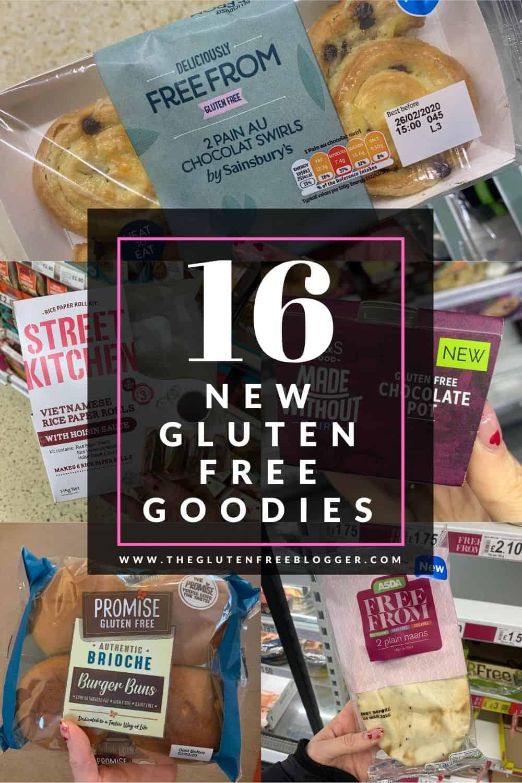 16 new gluten free goodies uk supermarkets coeliac
