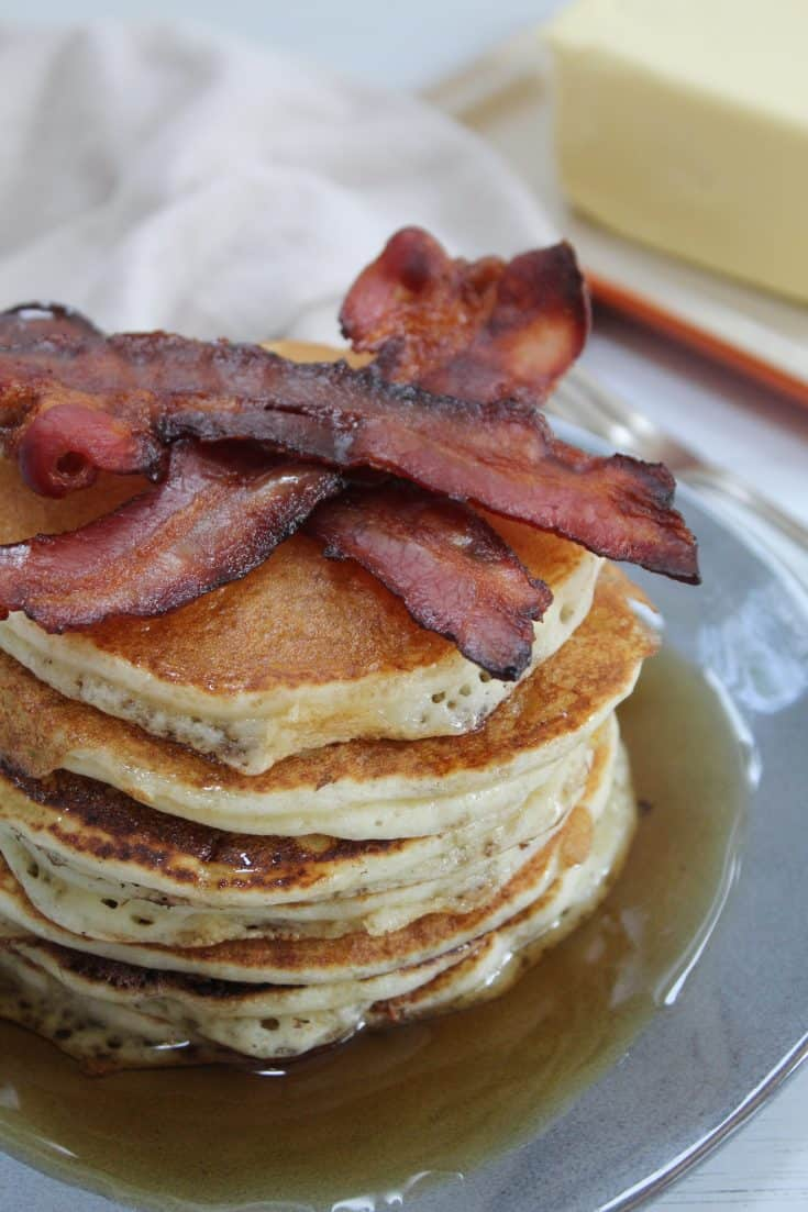 Gluten Free American Pancakes